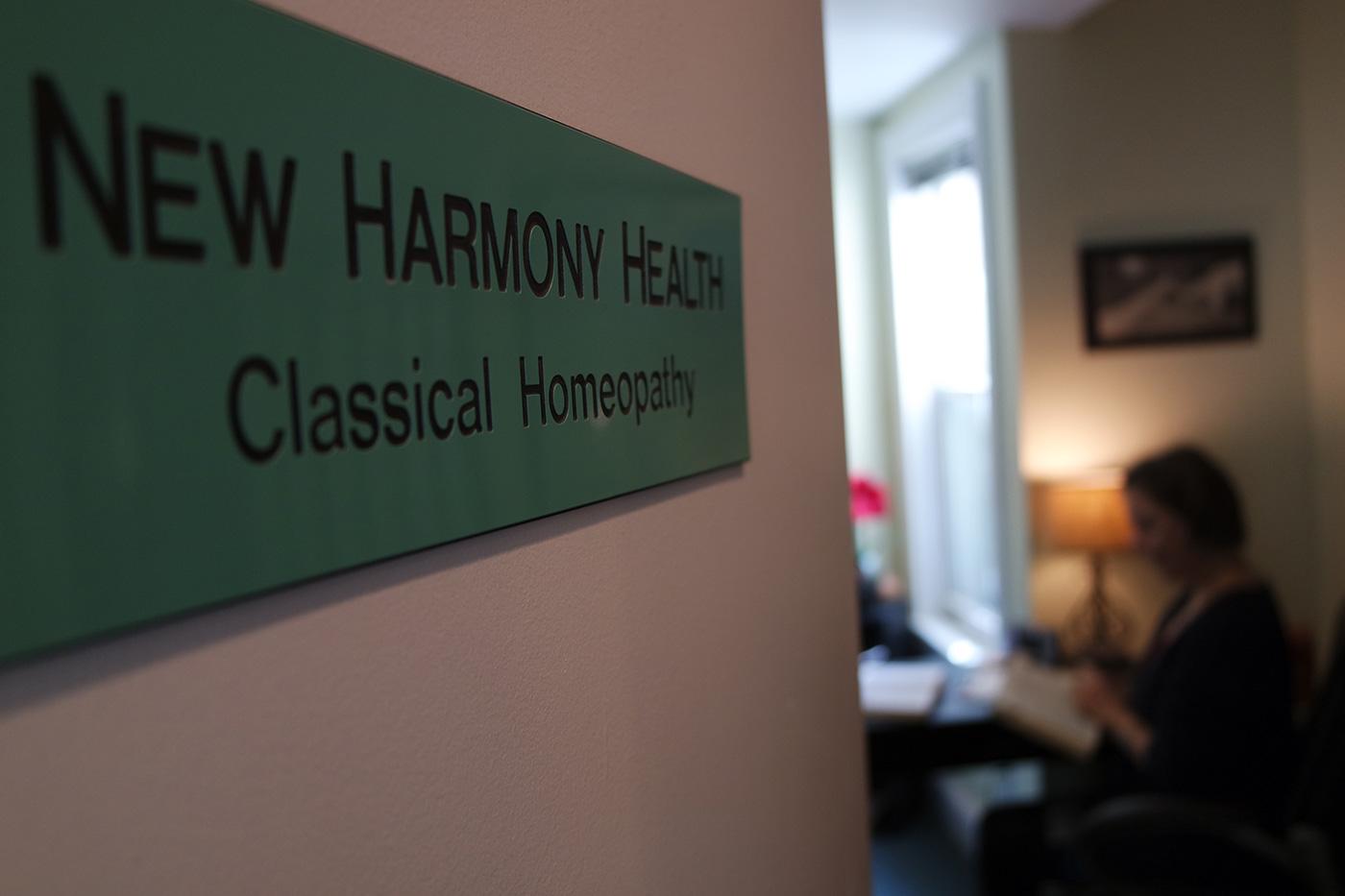 new-harmony-health-office